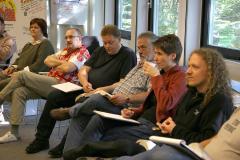 Seminarteilnehmende DGB Bildungswerk
